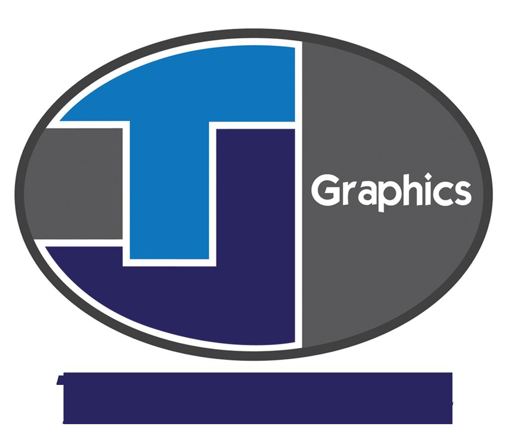 TJ Graphics Logo